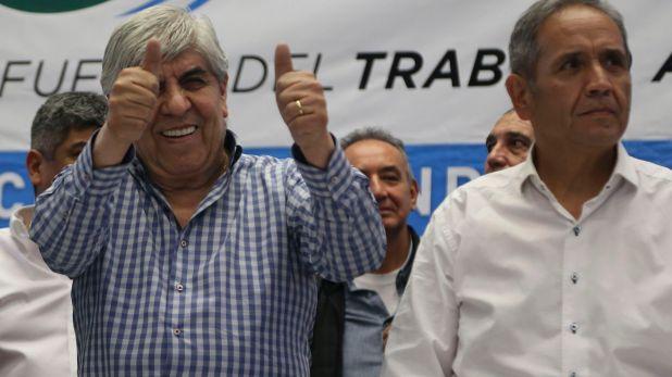Para Sergio Palazzo, Camioneros, el gremio de Hugo Moyano, debe estar en la conducción de la CGT.