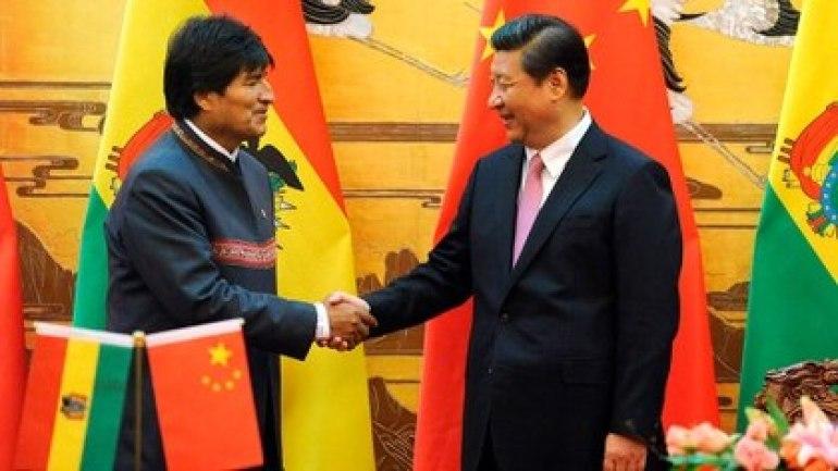 """Evo Morales insinuó que China es el ganador de esta supuesta """"guerra biológica"""" (EFE)"""