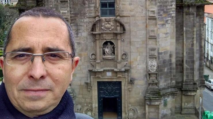 Guillermo Luquín, de 52 años, fue encontrado envuelto en una sábana con las heridas mortales