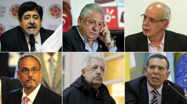 """El famoso """"Grupo de los seis"""""""
