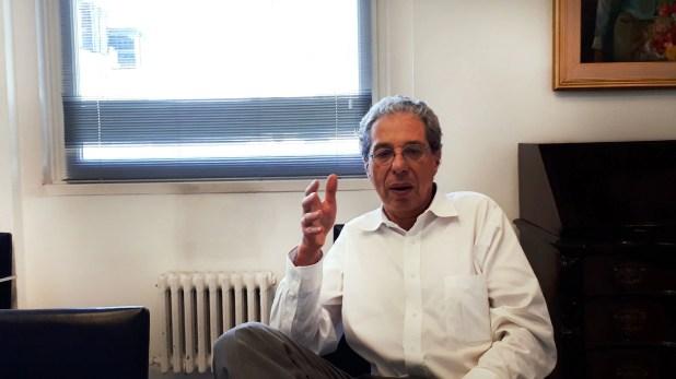 """Daniel Marx, director de la consultora Quantum, según la cual las diferencias siguen siendo """"importantes"""", pero hay """"flexibiliidad"""""""