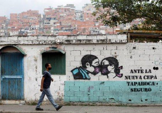 Venezuela is experiencing the second wave of the pandemic (REUTERS / Leonardo Fernández Viloria)