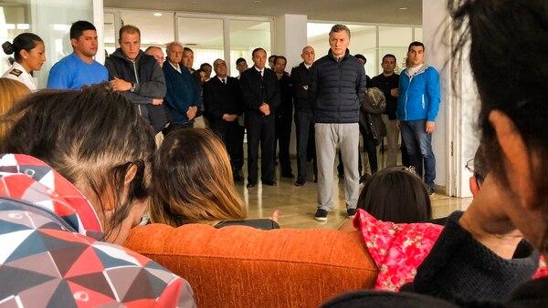 La última reunión fue el 20 de noviembre pasado en Mar del Plata