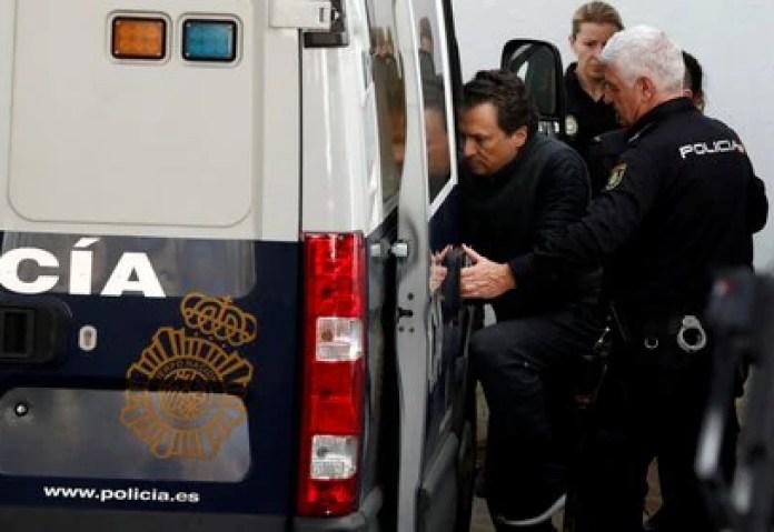 Emilio Lozoya fue extraditado a México y se encuentra interno en el Hospital Ángeles Pedregal (Foto: REUTERS/Jon Nazca)