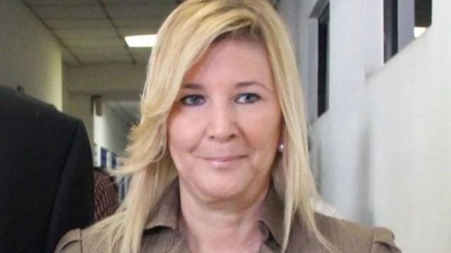 La ex primera de dama de El Salvador, Ana Ligia Mixco