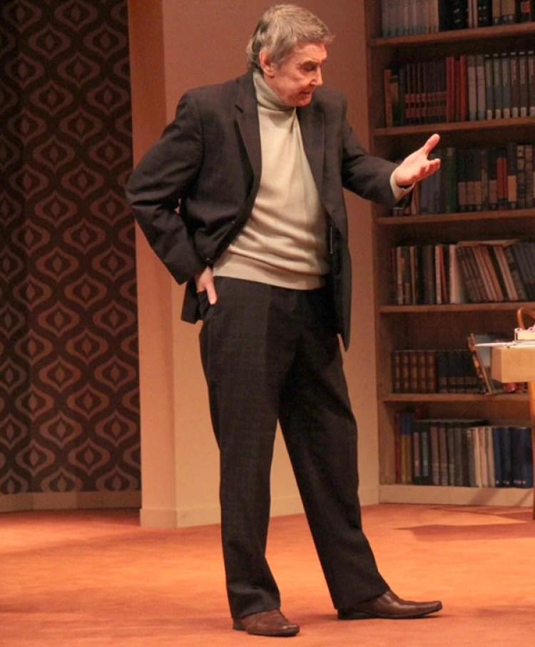 Imparable, en 2011regresó a los escenariosjunto a Claudia Lapacó y Alfredo Alcón