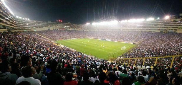 El estadio Monumental de Lima sufrió un robo el día previo a la final de la Copa Libertadores