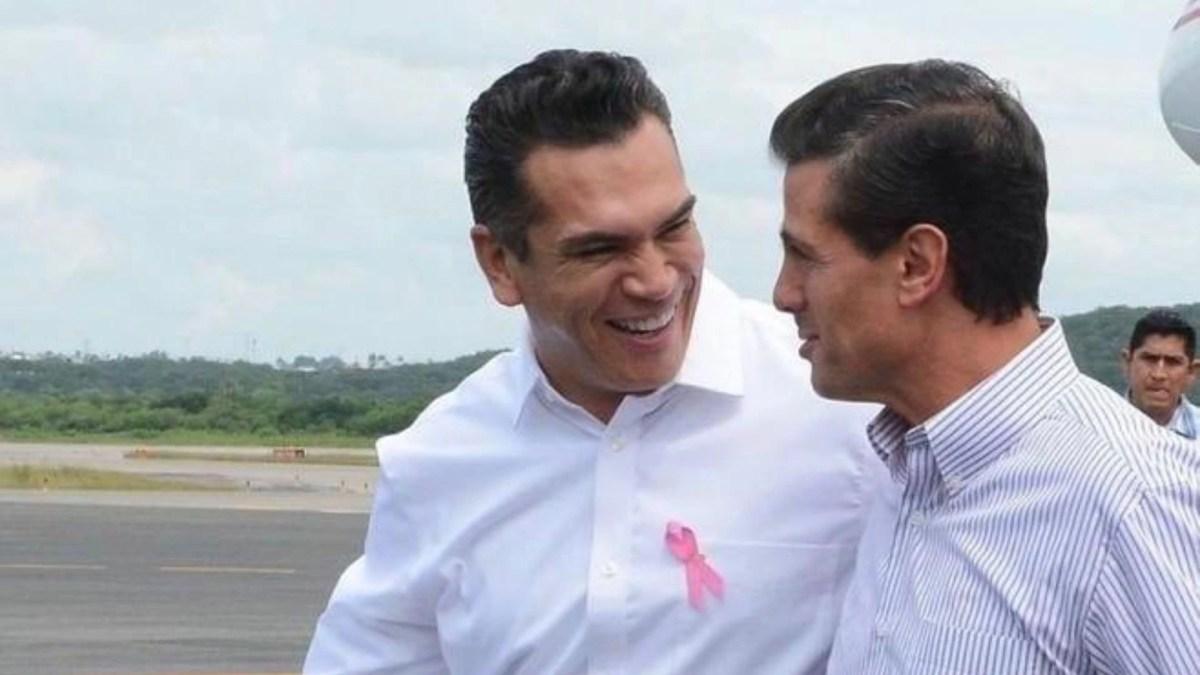 Moreno fue uno de los pocos políticos que envió un mensaje de felicitación a EPN (Foto: Twitter @alitomorenoc)
