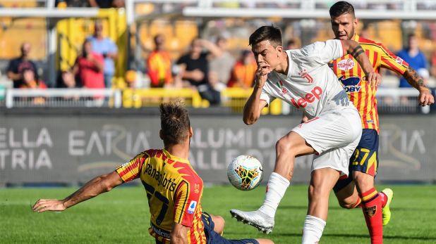 Paulo Dybala es una de las principales figuras de Juventus (AFP)