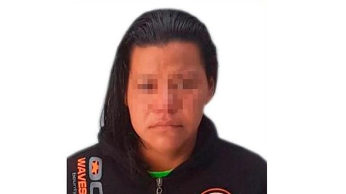 "Aurora ""N"", presunta asesina de la candidata, ya está presa en el penal de Mil Cumbres, en Michoacán."