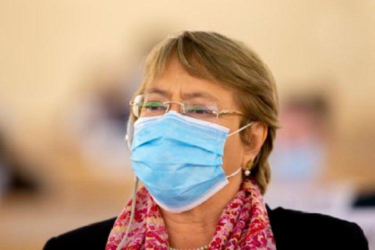 Michelle Bachelet, Alta Comisionada de DDHH de la ONU (EFE/Salvatore Di Nolfi/Archivo)