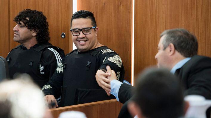 """Ariel """"Guille"""" Cantero fue condenado a 22 años de cárcel en abril de 2018 (Adrián Escandar)"""
