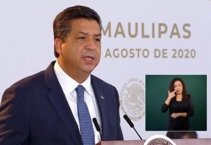 The governor of Tamaulipas denied statements that involve him with the Gulf Cartel (Photo: Twitter)