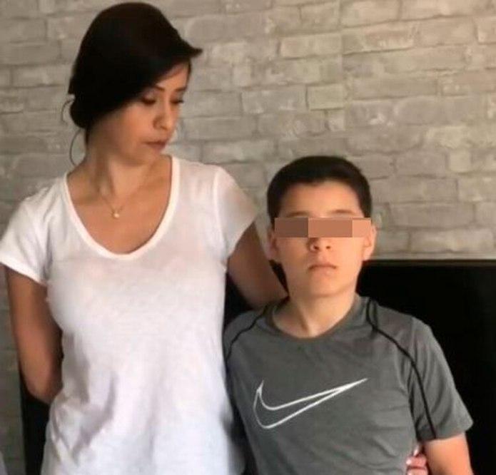 Carrillo no ha visto a su hijo desde hace año y medio, según la madre del pequeño (Foto: Especial)