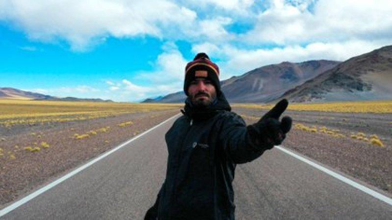 Nacho explorando Catamarca y sus paisajes (@nachosaso)
