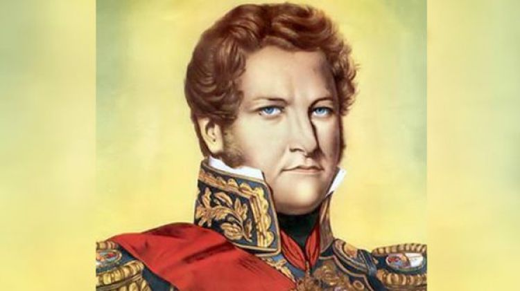 Juan Manuel de Rosas rescató quinientas cautivas durante su Campaña del Desierto