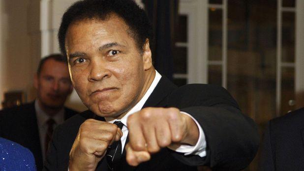 Ali murió en 2016 (AFP)