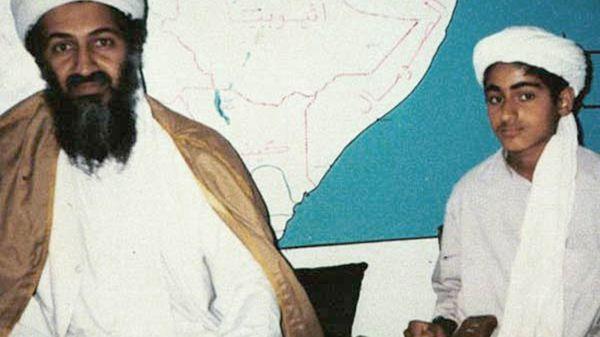Osama y Hamza bin Laden