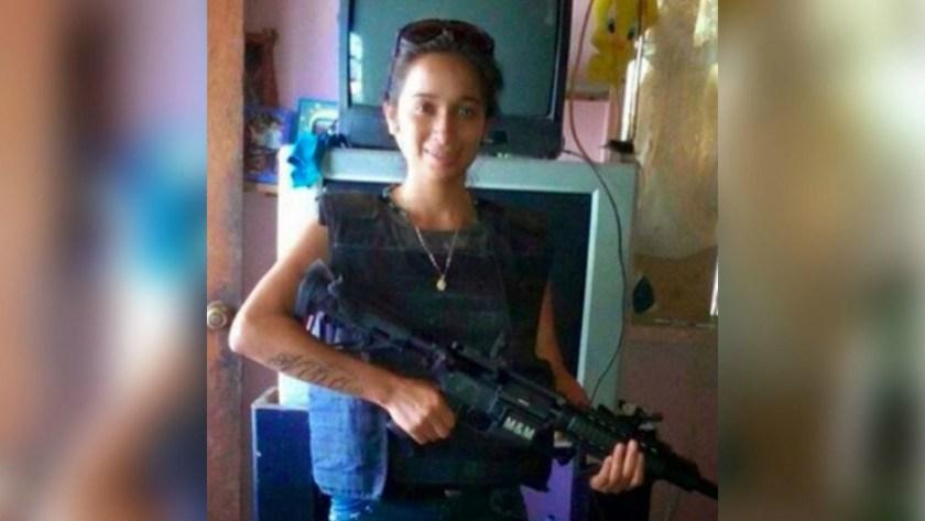 """Joselyn, sicaria y una de las líderes del """"Cártel de las Flacas"""" hasta que fue asesinada"""