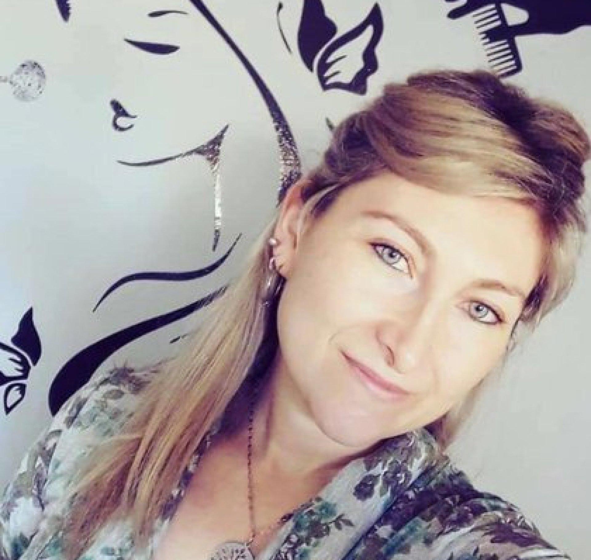 Analía Maldonado tenía 40 años: era dueña de una peluquería y estaba en pareja hace un año con Llanos (Facebook)