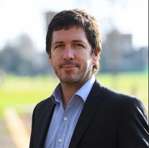 Gerónimo Ustarroz, el nombre que suema con fuerza como representante del Alberto Fernández en el Consejo (Twitter: @gustarroz)