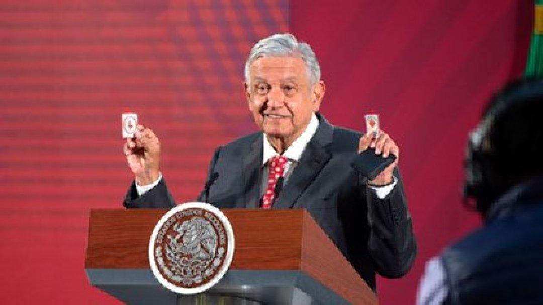El presidente López Obrador ha mantenido una dinámica actividad a pesar de la epidemia de coronavirus en México (Foto: Cuartoscuro)