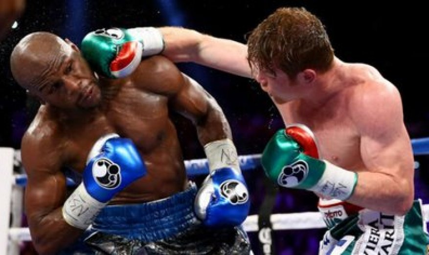 Floyd stained the Mexican's brand, being the only one to beat him (Photo: File)