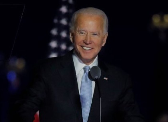 Joe Biden será el próximo presidente  de EEUU(Foto: Reuters / Jim Bourg)