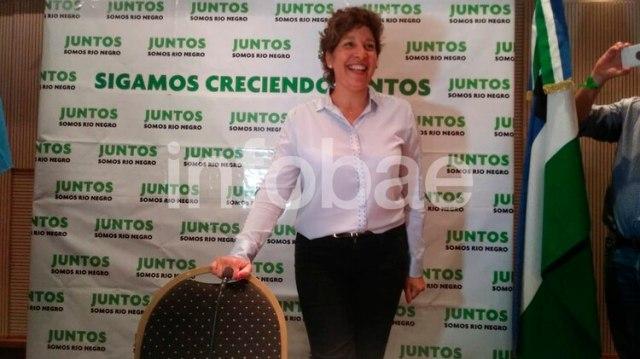 Arabela Carrera se impone por amplia mayoría en los comicios (Jorge Wohlert)