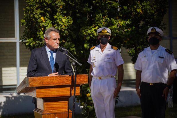 Agustín Oscar Rossi Ministro de Defensa de la Nación Argentina