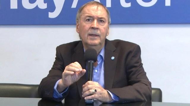 Juan Schiaretti, gobernador de Córdoba: amigo y socio político de Macri