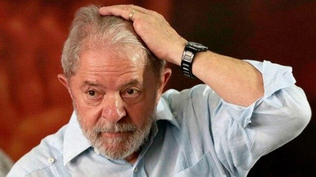 Brasil es uno de los países que elegirá presidente en 2018. En la foto el ex mandatario Lula da Silva, quien pretendía presentarse como candidato a pesar de haber sido condenado por corrupción