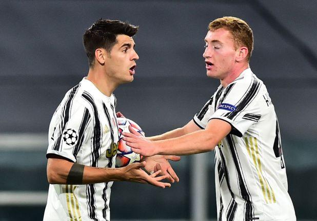 A Morata le anularon tres goles por fuera de juego (Reuters)