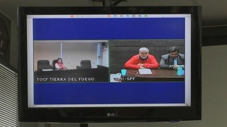 De Vido declaró por videoconferencia (Adrián Escandar)
