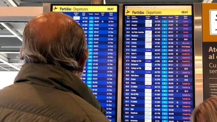 Los planes de vuelo son requisito indispensable para la seguridad de los vuelos