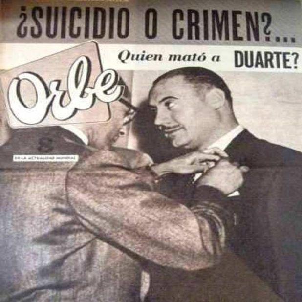 ¿Suicidio o crimen?