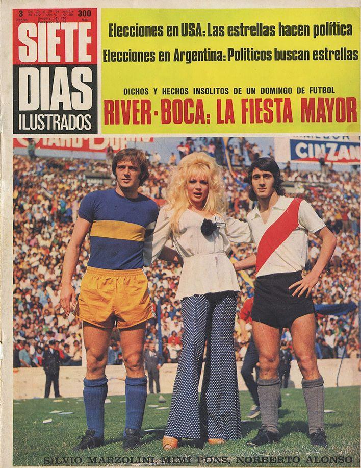 River Boca 1972