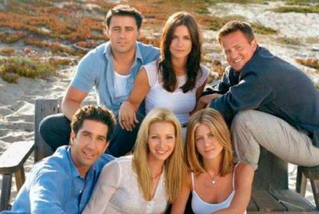 """La histórica y popular serie """"Friends"""" se podrá ver por HBO Max (EFE/Lance Staedler)"""
