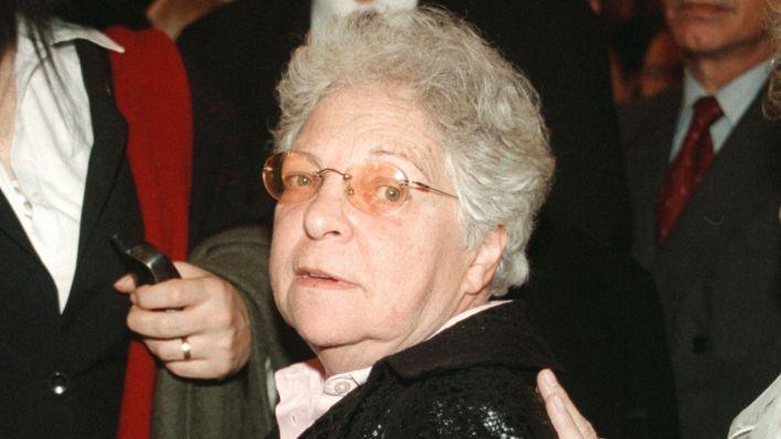 La Jueza Carmen Argibay fue la primera mujer en ser designada en el máximo tribunal cuando estaba en el Tribunal Internacional de La Haya   FOTO: JUAN VARGAS****