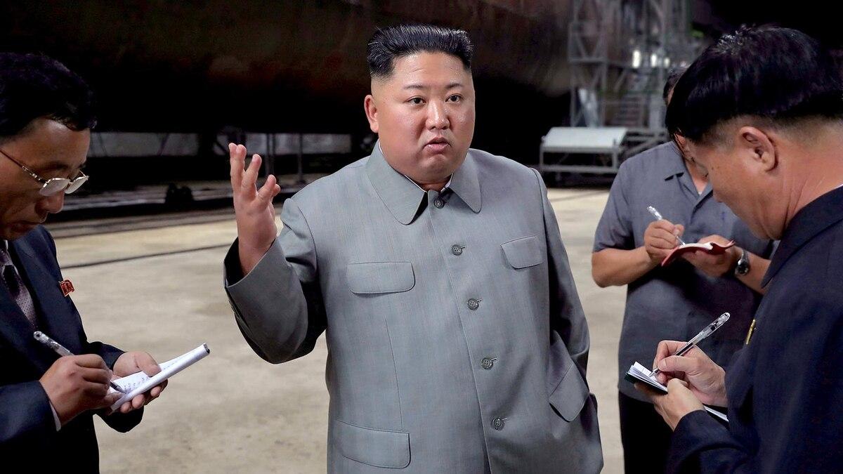 """Kim Jong-un declaró que los recientes lanzamientos de misiles son una """"advertencia"""" a EEUU y Corea del Sur"""