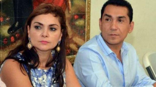 El ex alcalde de Iguala, José Luis Abarca y su esposa María de los Ángeles Pineda Villa (Foto: Archivo)