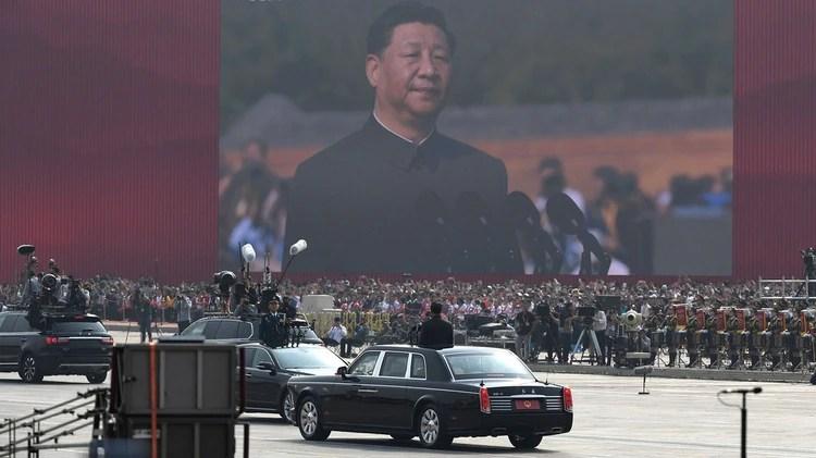(Photo by GREG BAKER / AFP)