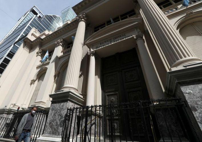 El Banco Central dejó de sumar reservas el 24 de agosto. Foto de archivo. REUTERS/Agustin Marcarian