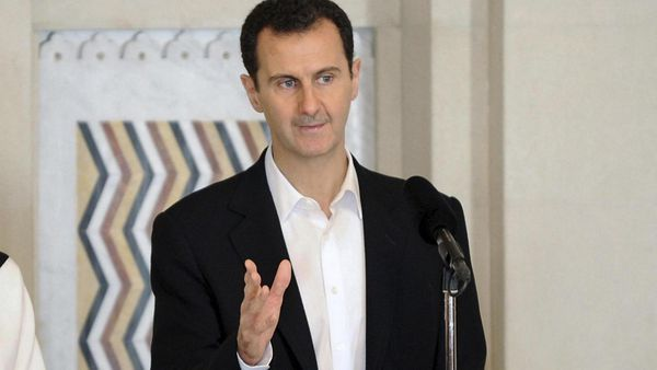 Bashar al Assad (Reuters)