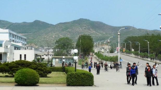 Chongjin, Corea del Norte