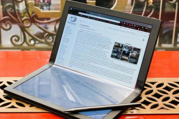 El ThinkPad X1 tiene una pantalla OLED de 13,3 pulgadas(Foto: Twitter)