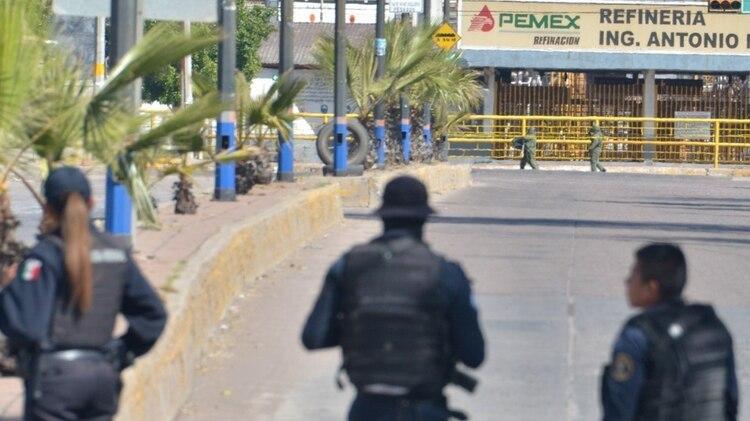 El Departamento de Justicia de EEUU y Bolsa de Valores investigan corrupción en Pemex (Foto: Cuartoscuro)