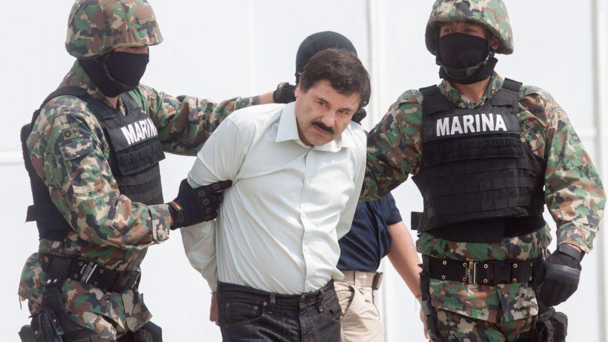 El juicio a Joaquín Guzmán Loera duró poco más de tres meses (Foto: Cuartosocuro)