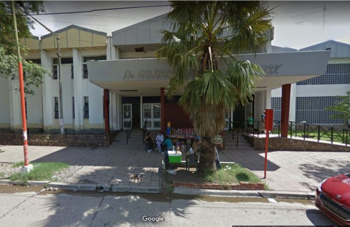 """hospital """"Guillermo Paterson"""" de San Pedro"""