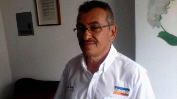 Ramón Rivas, dirigente de Avanzada Progresista